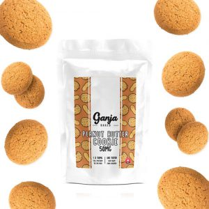 ganja edibles peanut butter cookies mail mary